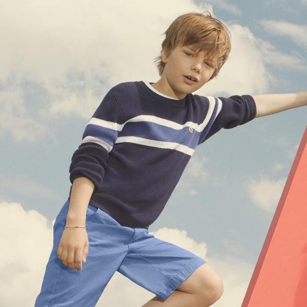 Lacoste Sweter Dziecięcy