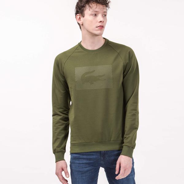 Lacoste Mężczyzna Bluzy