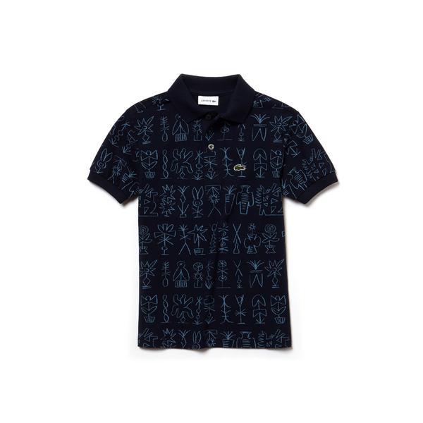 Lacoste Dziecko Koszule & Bluzy