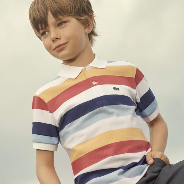 Lacoste Dziecko Polo