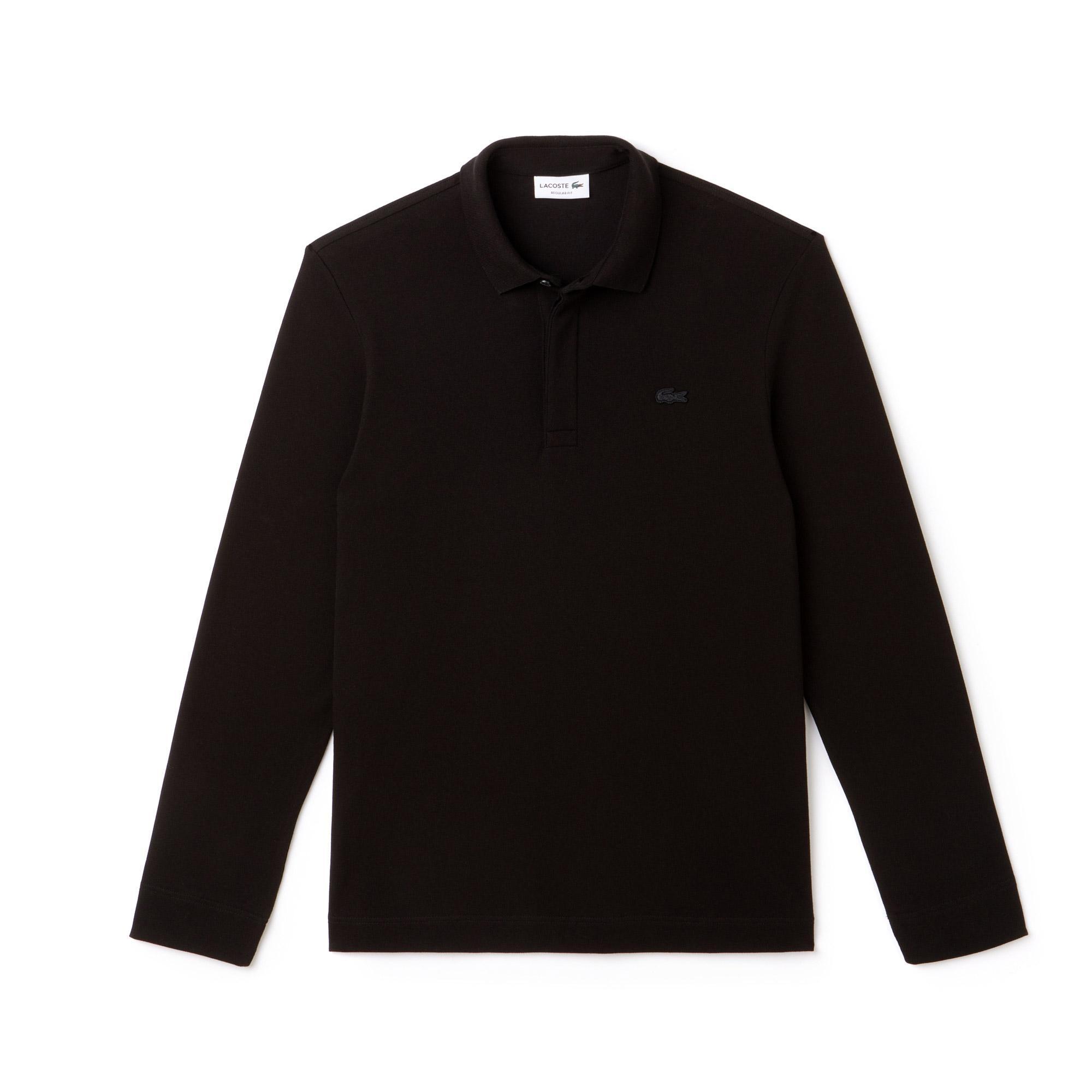 Lacoste Men's Lacoste Long Sleeve Polo