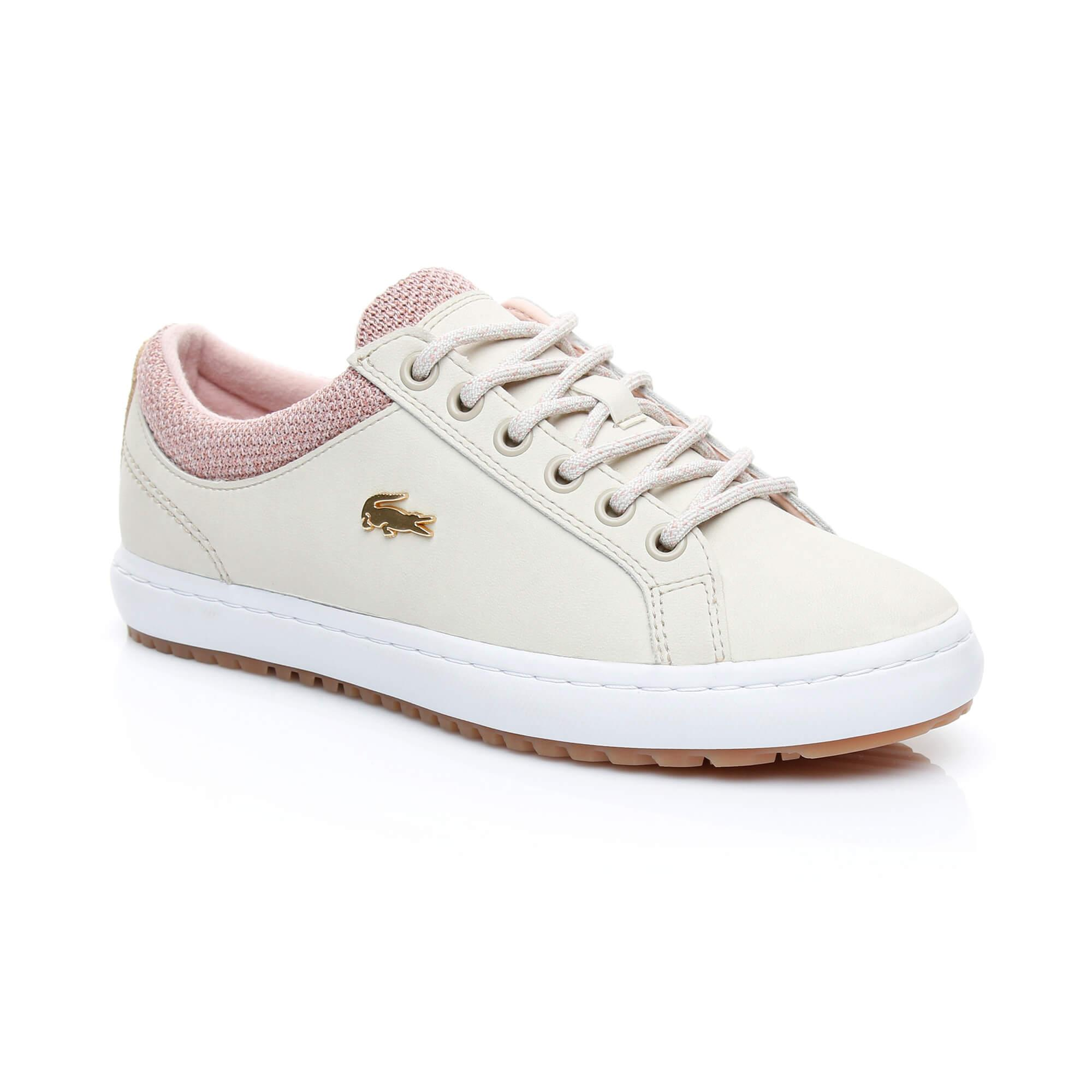 Lacoste Women's Straightset Insulate 3181 Sneaker