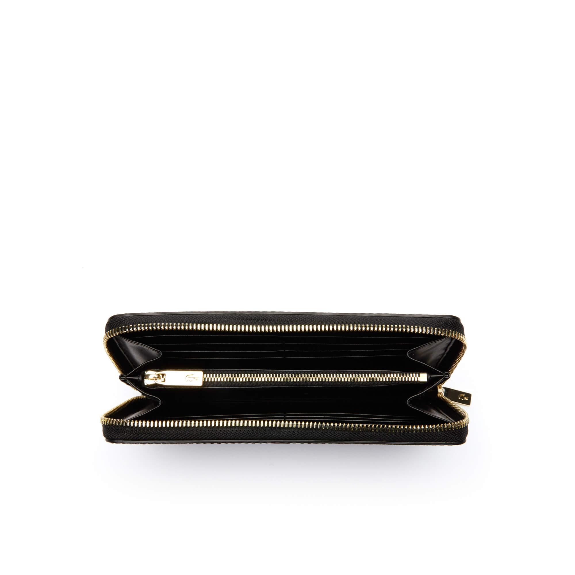 Lacoste Women's Chantaco Fantaisie Colorful Wallet