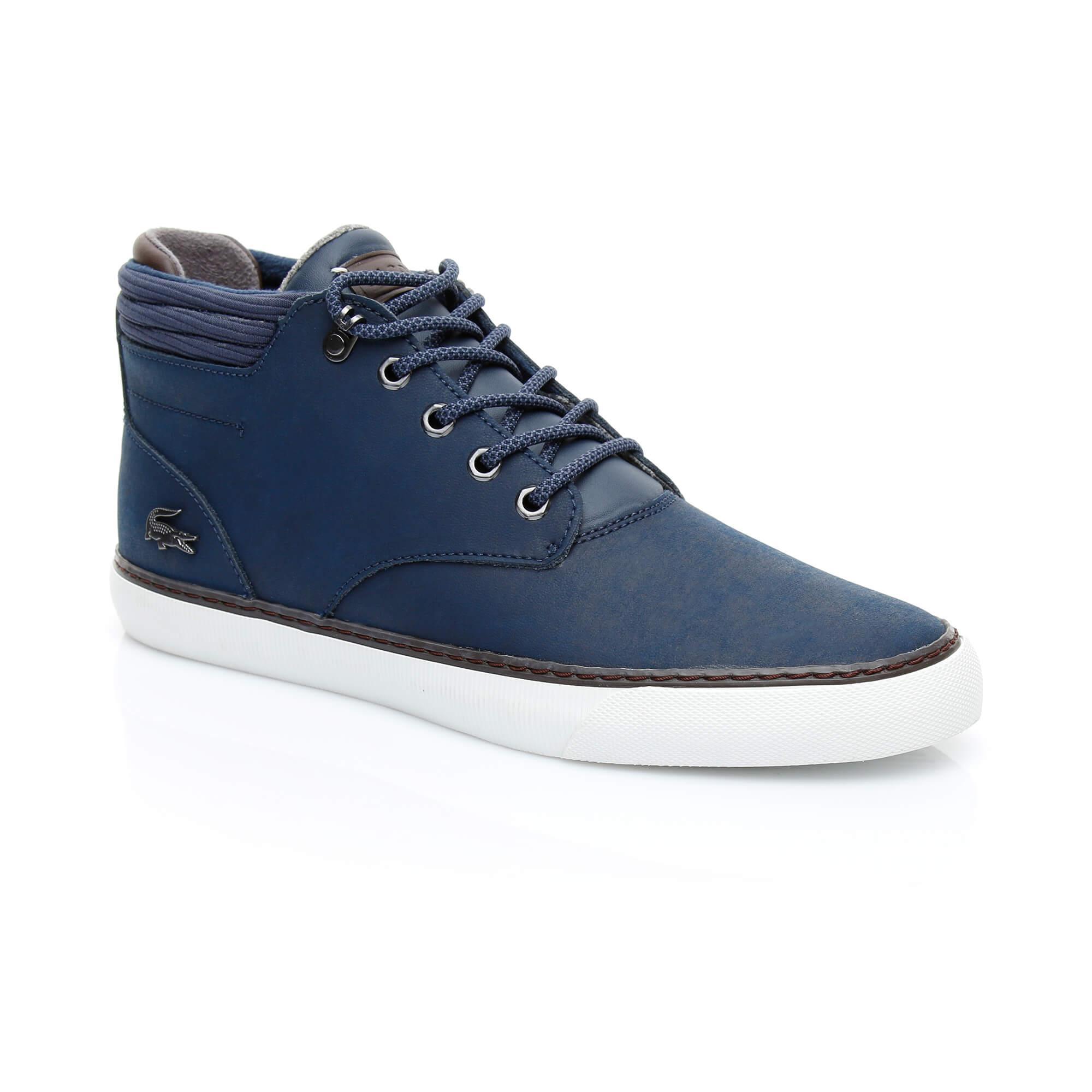 Lacoste Men's Esparre Sizer C 318 3 Navy Blue Shoes