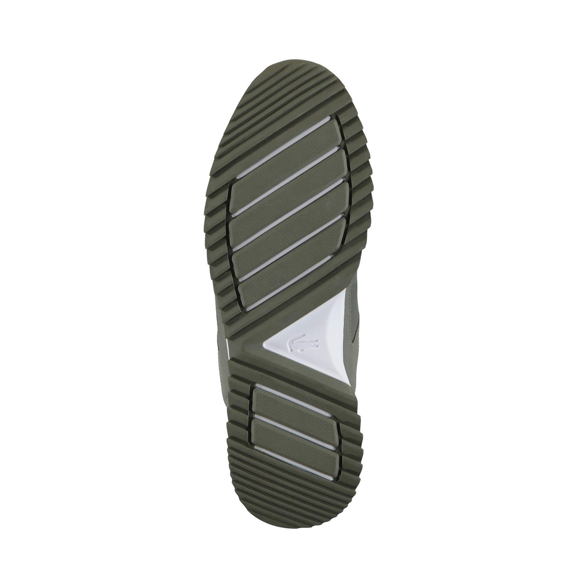 Lacoste Male Joggeur 2.0 318 1 Khaki Sneaker