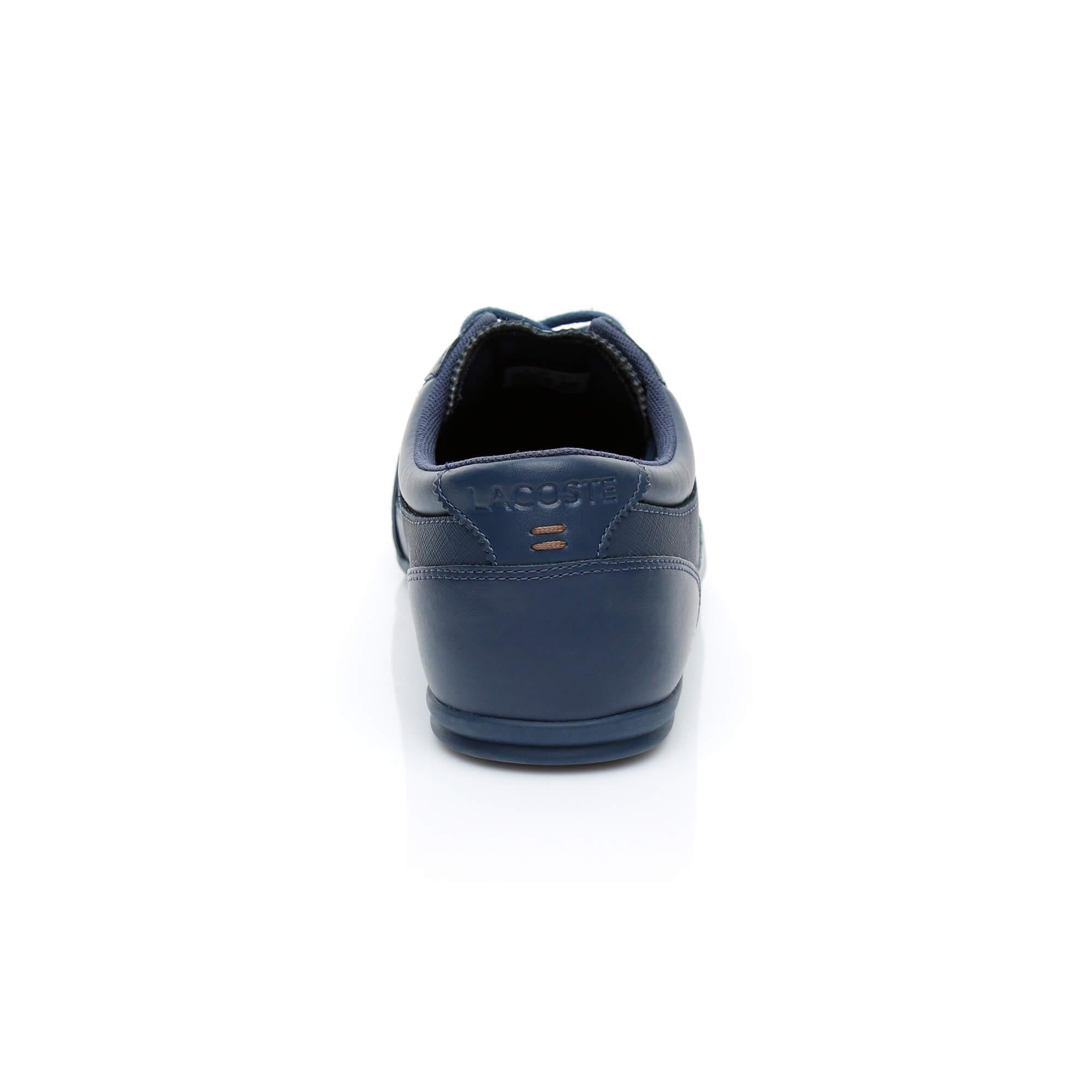 Lacoste Men's Evara 318 1 Navy Casual Shoes