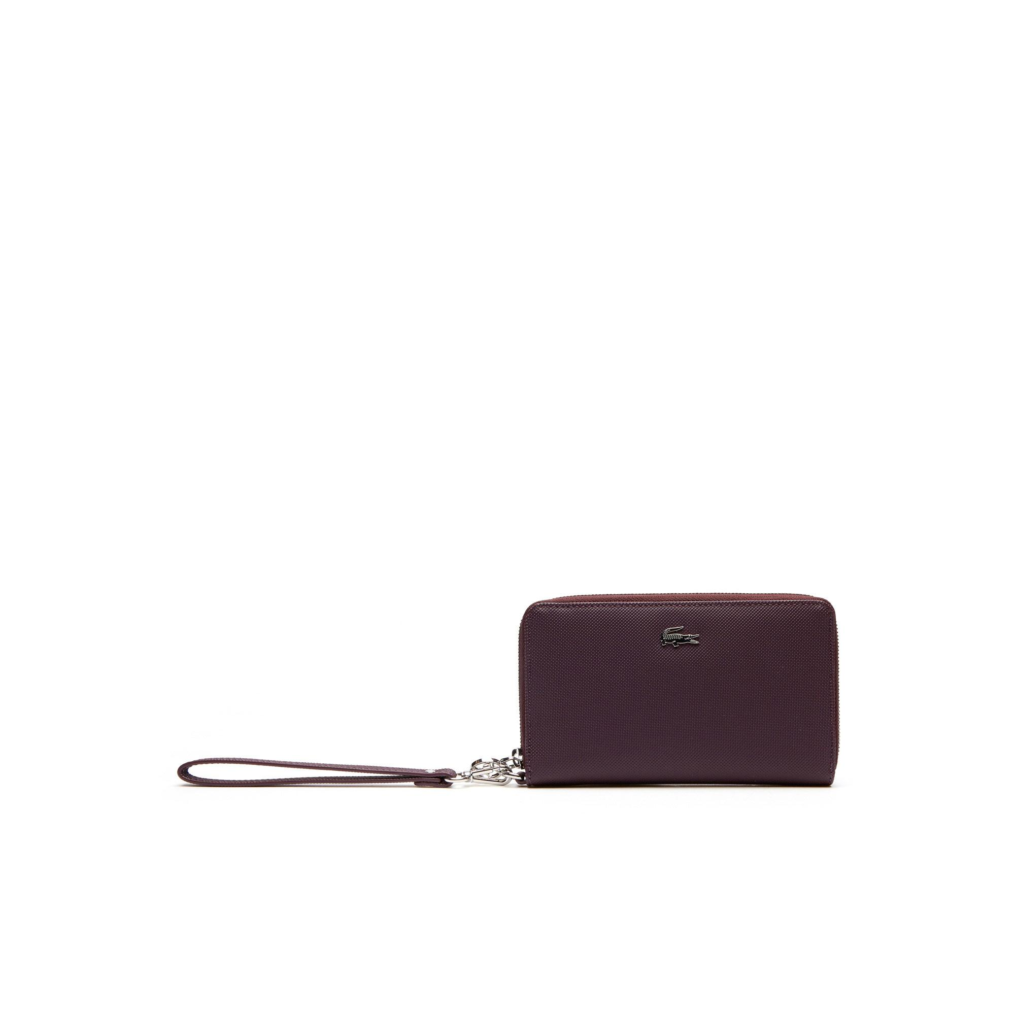 Lacoste Women's Bordeaux Wallet