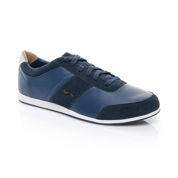 Lacoste Embrun Men's Navy Blue Casual Shoes