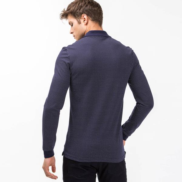 Lacoste Long Sleeve Men's Polo