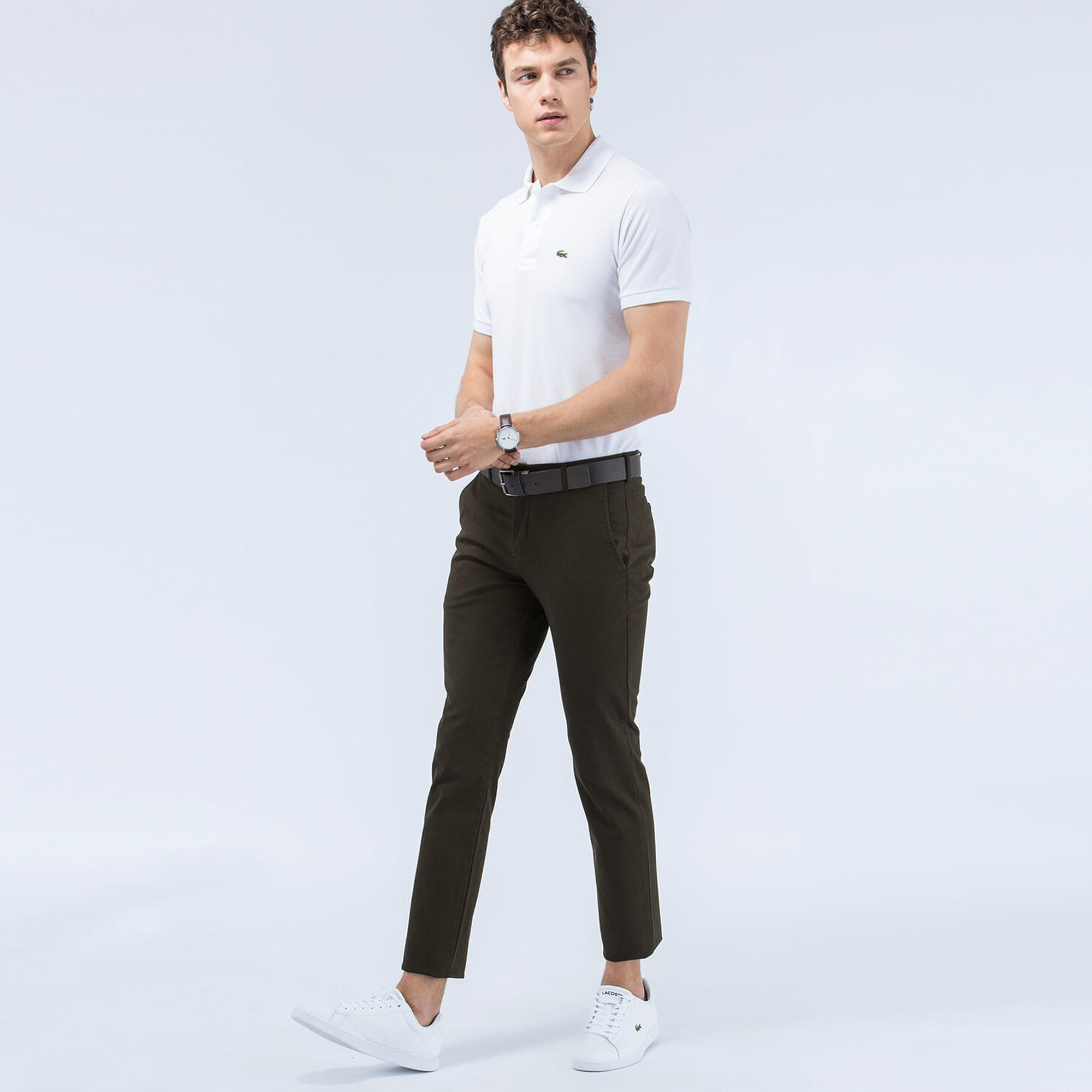 Lacoste Dotted Green Men's Trousers