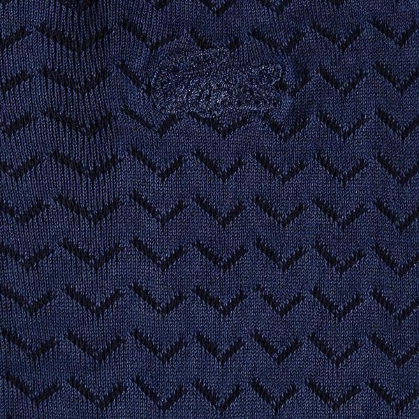 Lacoste Men's Blue Socks