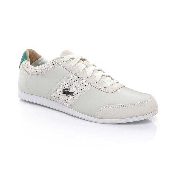 Lacoste Embrun Men's Broken White Casual Shoes