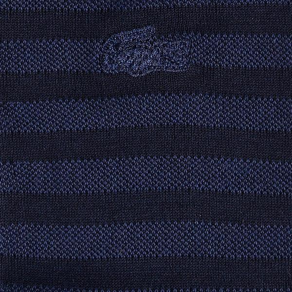 Lacoste Men's Navy Blue Socks
