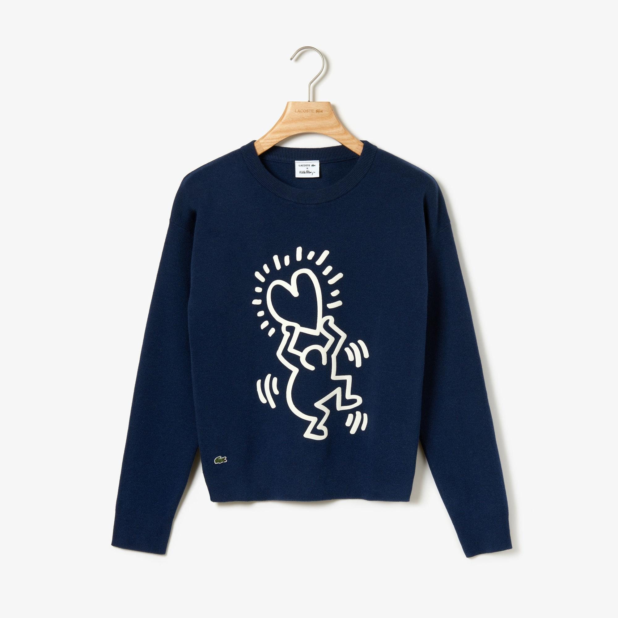 Lacoste X Keith Haring Women's Sweater