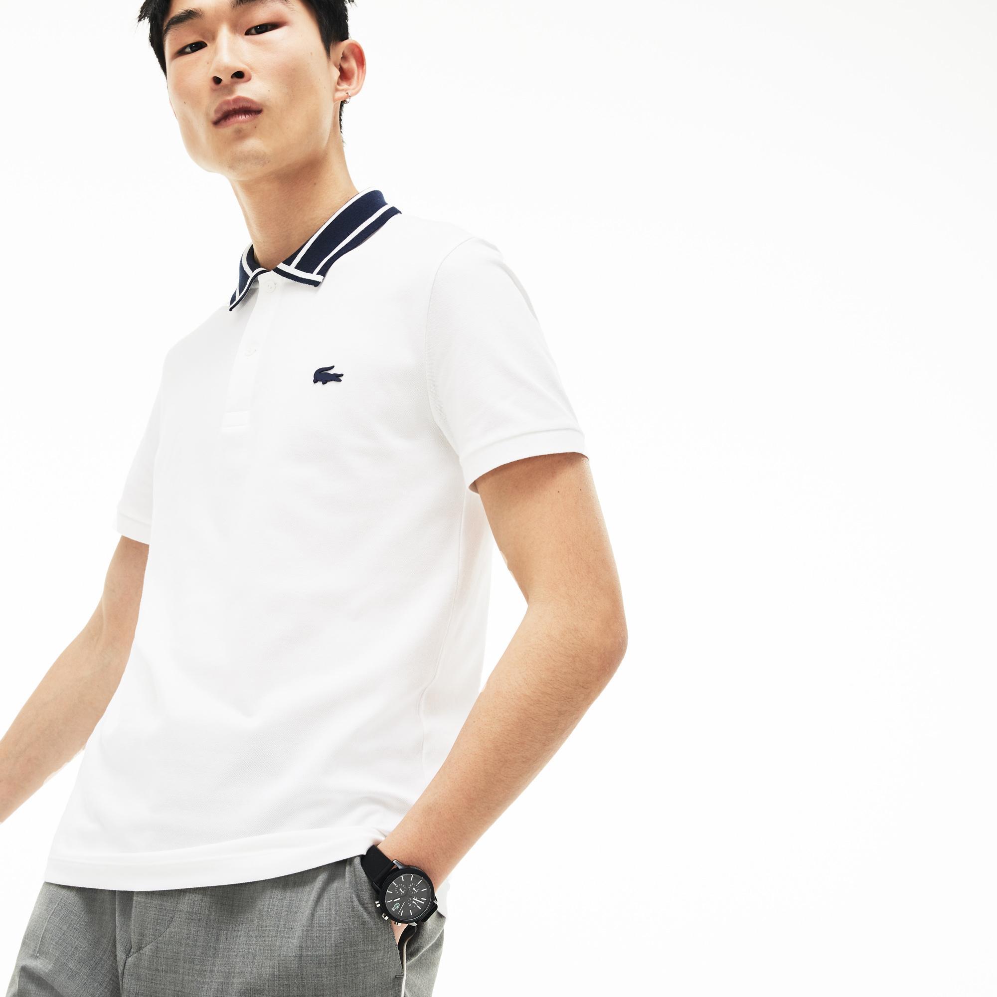 Lacoste Men's Short Sleeves Polo