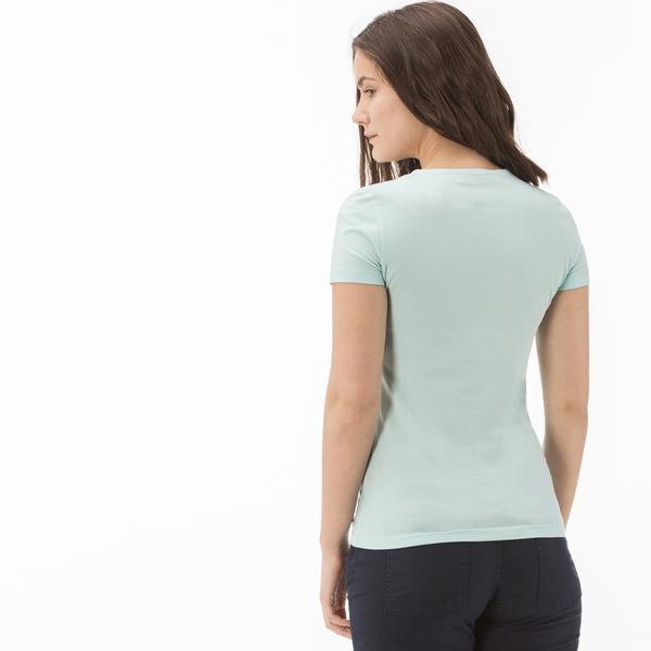 Lacoste Women's Slim Fit T-Shirt